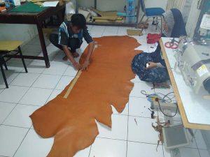 kulit bahan tas